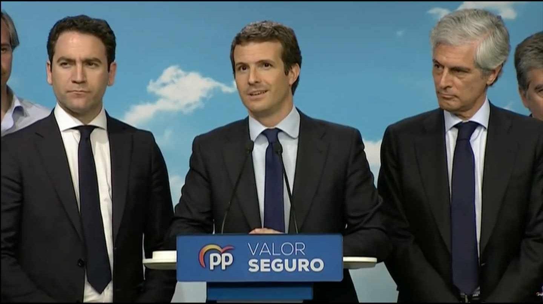 Derrota Pablo Casado