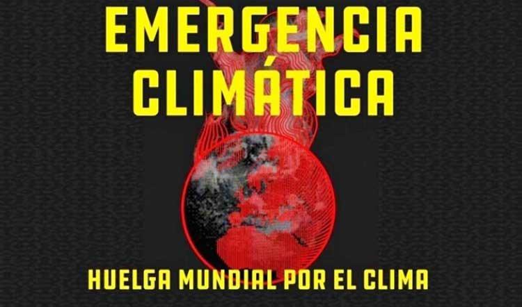 Huelga por el clima y emergencia climática