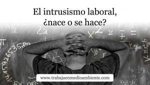 Intrusismo laboral